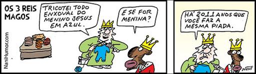 Os Reis Magos: parte 01