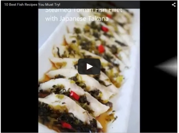 10 best fish recipes you must try facebook video