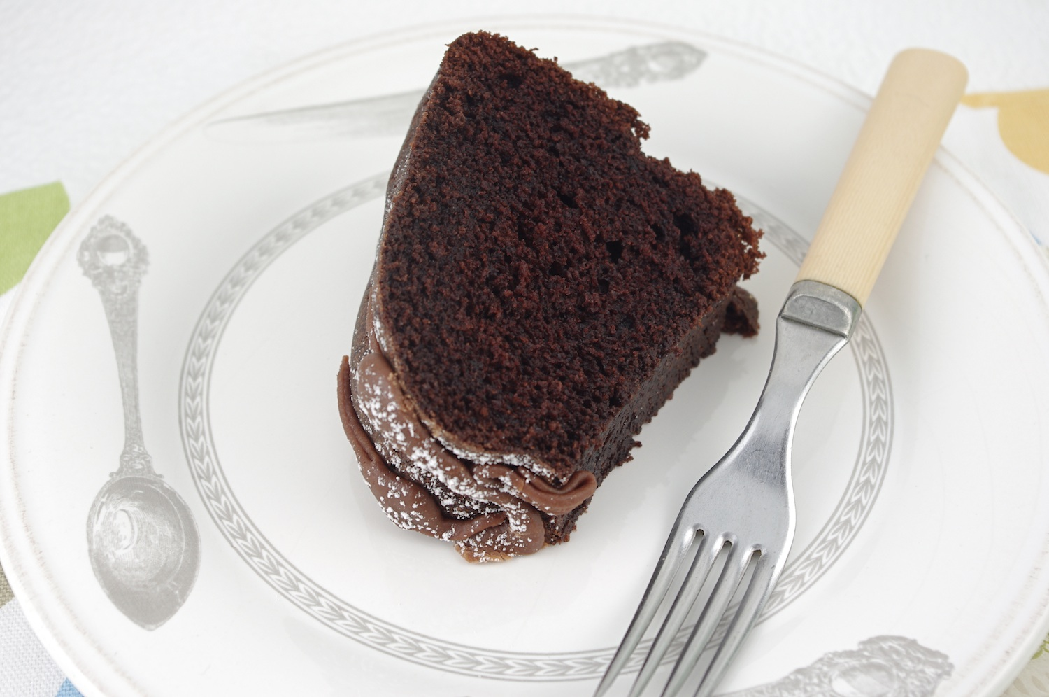 Chocolate-Rum Swiss Roll Recipe — Dishmaps