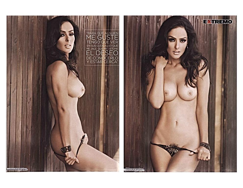Andrea Garcia Revista H Etremo