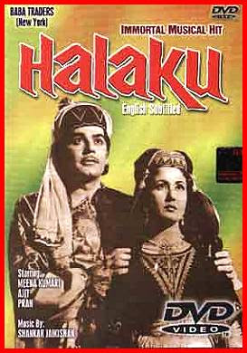 Halaku 1956 Hindi Movie Watch Online