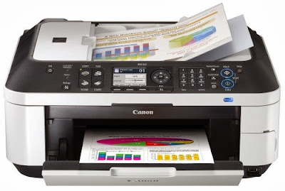download Canon PIXMA MX357 Inkjet printer's driver