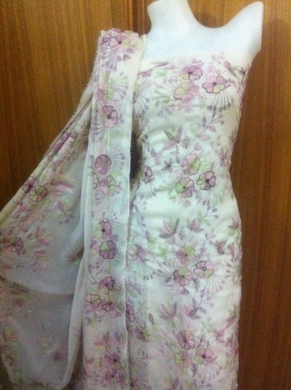 Pin embroidery dress for cute pakistani girls on pinterest