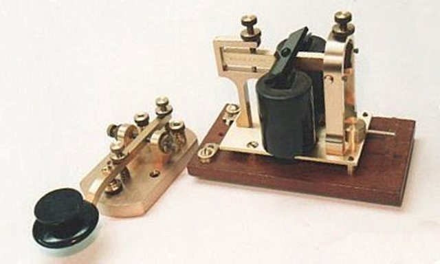 an essay on the morse telegraph