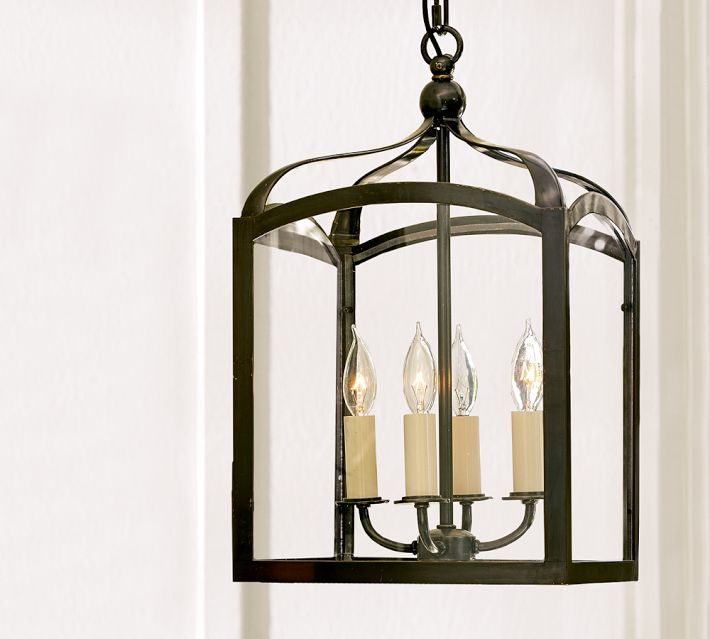 Affordable Foyer Lighting : New foyer light fixture super easy inexpensive