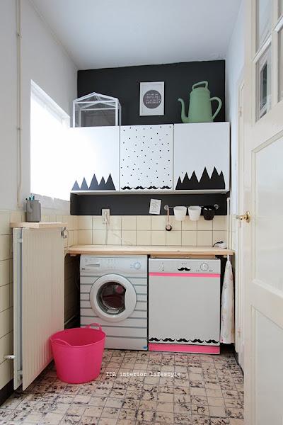 Cuarto de lavanderia decorar tu casa es for Cuarto lavanderia