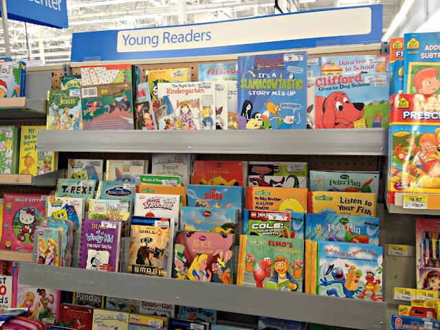 Nickelodeon books, #NickCFK, Big Help Book Drive, Walmart, Champions For Kids