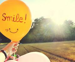 U smile, I smile