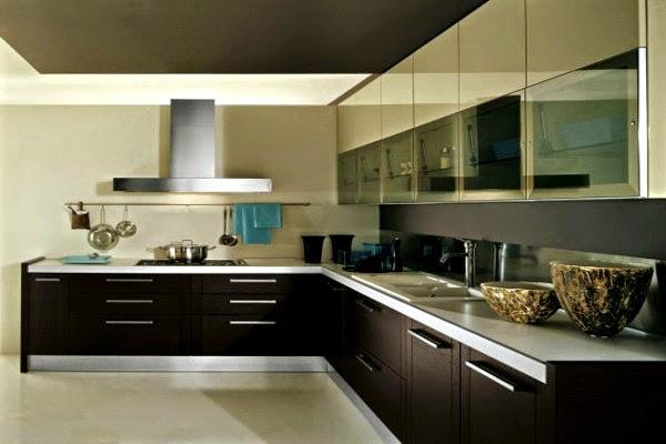 Meble do kuchni Kolory w kuchni -> Kuchnia Kolor Kremowy
