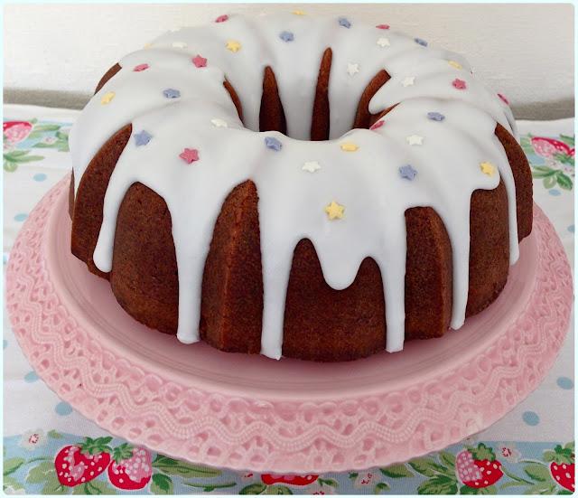 Dr Oetker Carnival Bundt Cake