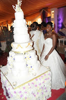 mercy johnson wedding