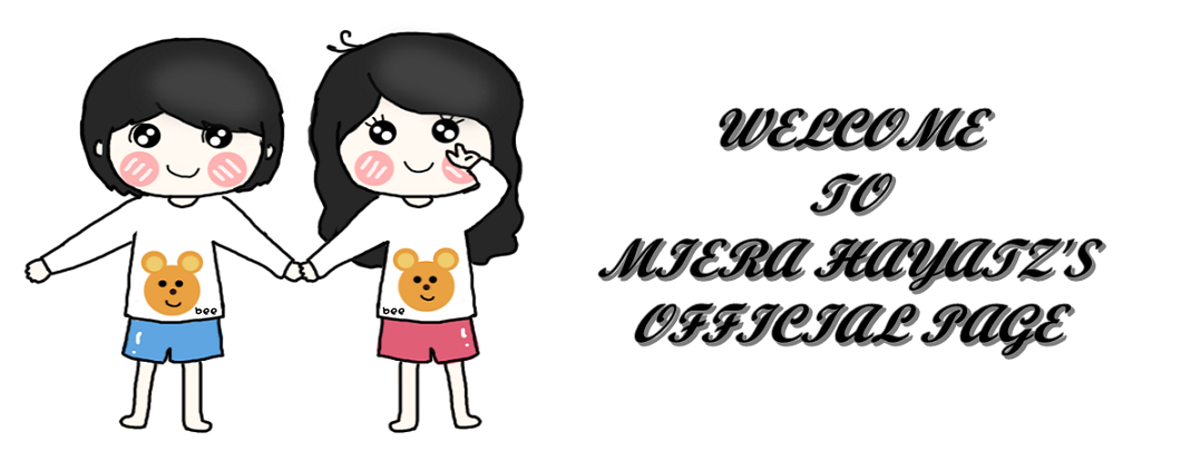 MIERA HAYATZ'S OFFICIAL PAGE