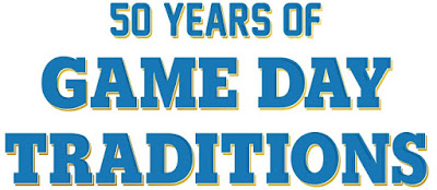 50 years of #GameDayTraditions with @ProcterGamble at @Walmart