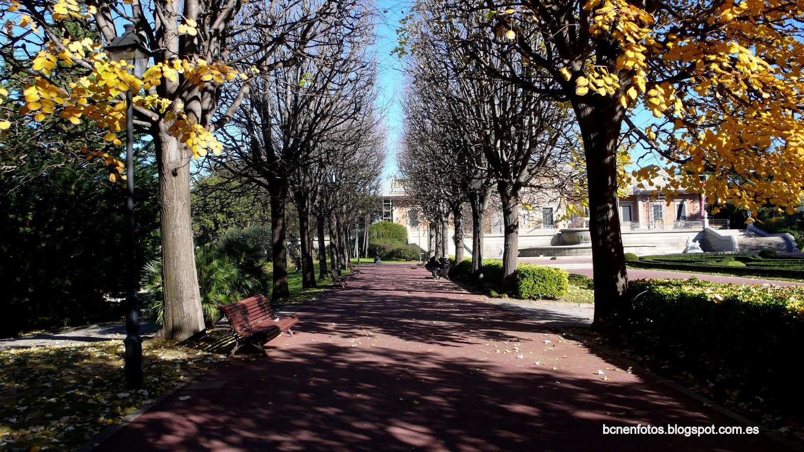 Mi barcelona jardines de joan maragall y palacete alb niz i for Jardines de barcelona