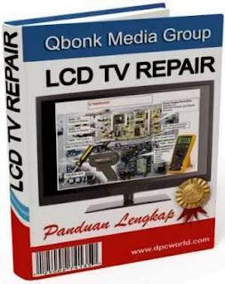 Cara Memperbaiki LCD TV