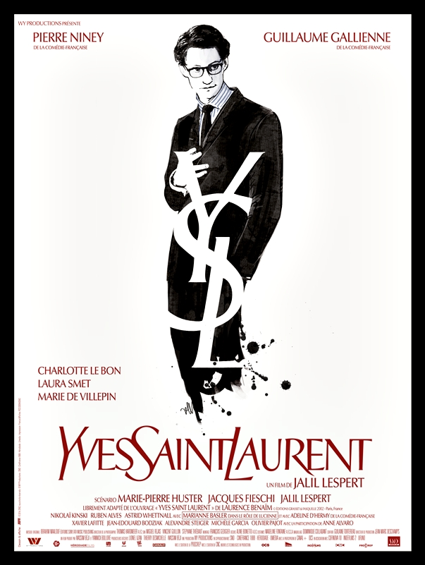 Póster Yves Saint Laurent