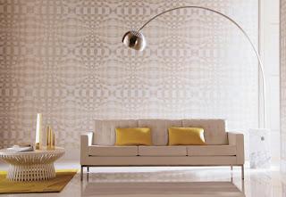 modelo de papel de parede clássico
