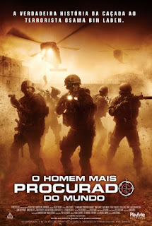 O Homem Mais Procurado do Mundo (Seal Team Six: The Raid on Osama Bin Laden) BDRip Dual Áudio Torrent
