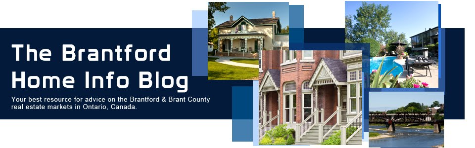 The Brantford Home Info Blog!