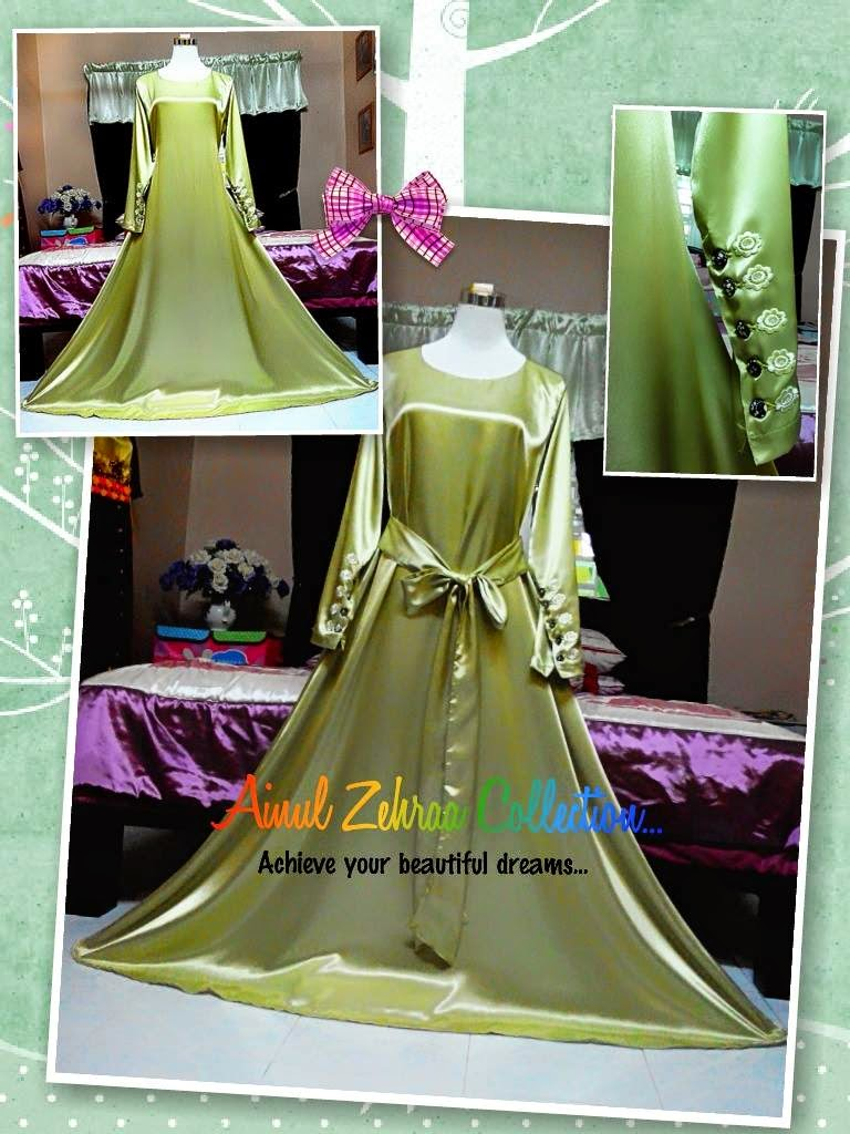 Dress Cantik Ainul Zehra Collection