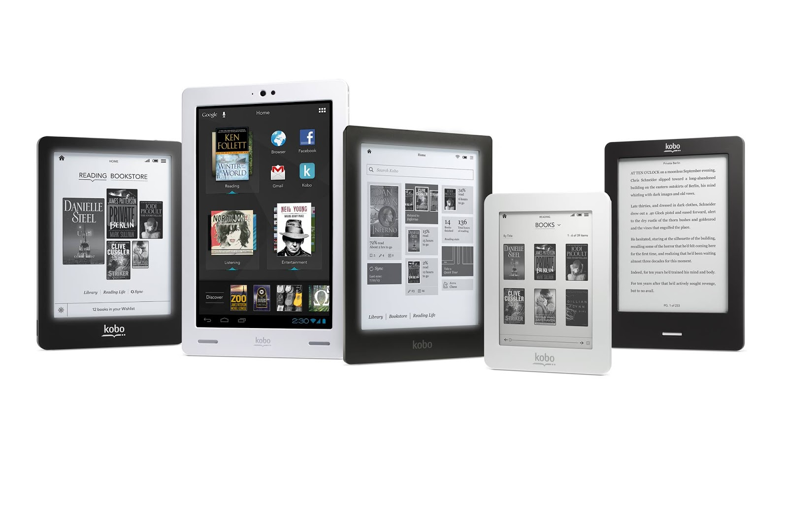 cheap ereader