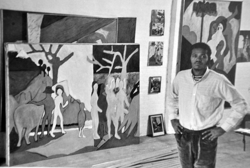 Bob Thompson (1937-1966): A Most Visionary Painter Repudiate Meaning