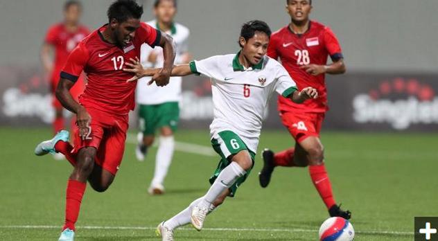 Sakitnya Hati Singapura Usai Dipermalukan Timnas U-23