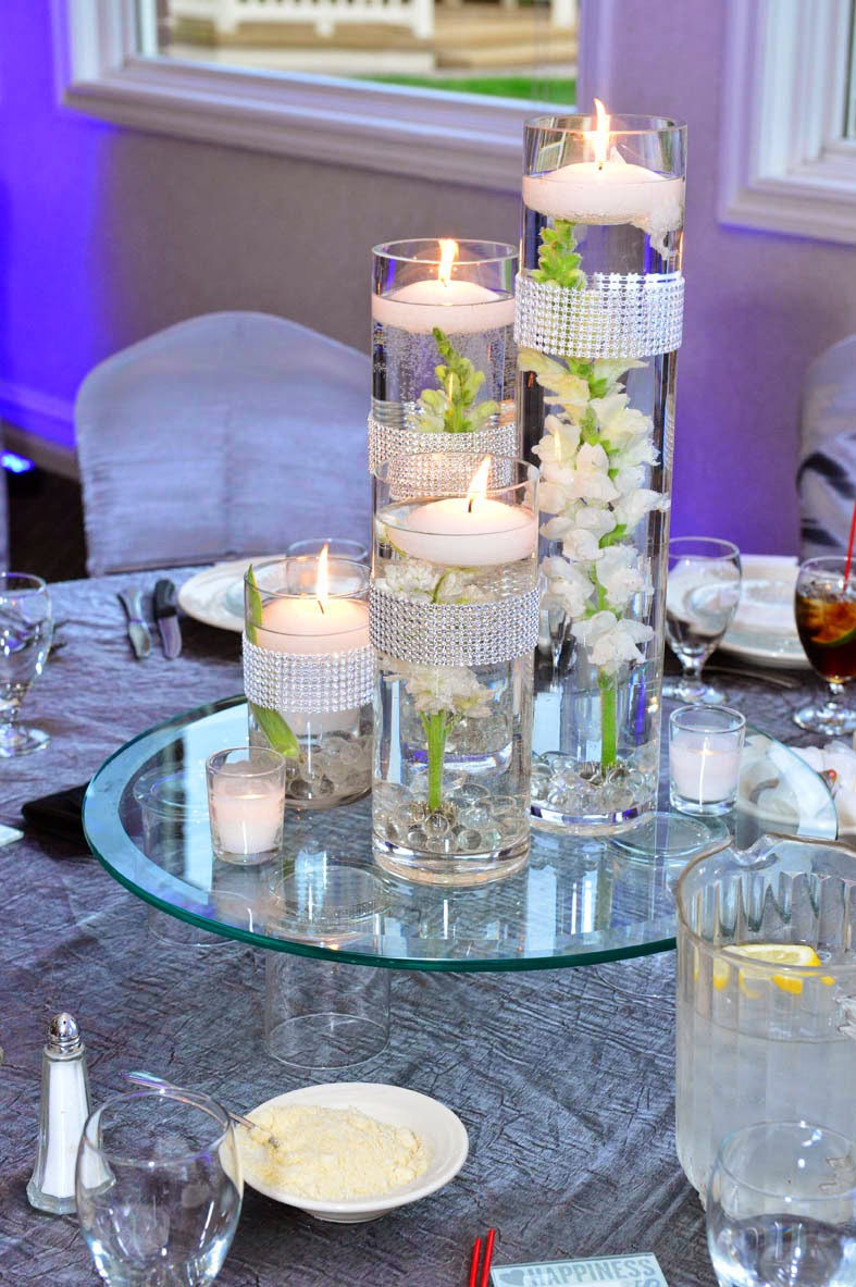 Wedding centerpiece vases ideas best wedding centerpiece ideas wedding ideas rbl cylinder vase floating candle centerpiece full circle picture reviewsmspy