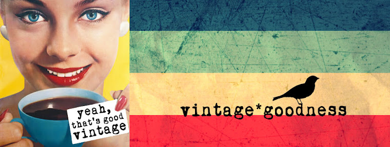 Vintage Goodness - A Blog For All The Vintage Geeks