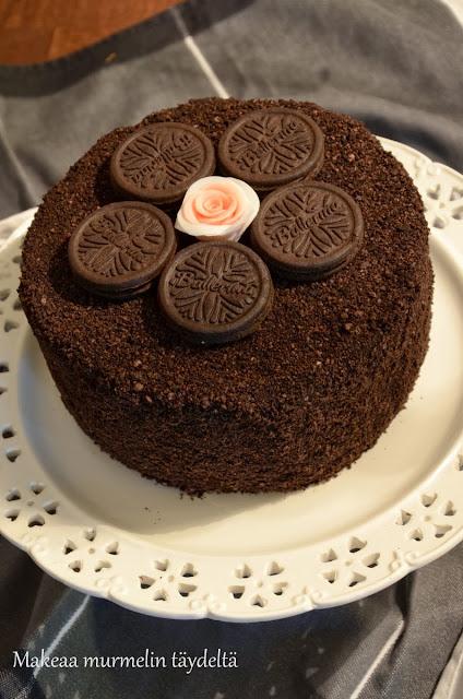 erikoinen kakku isälle