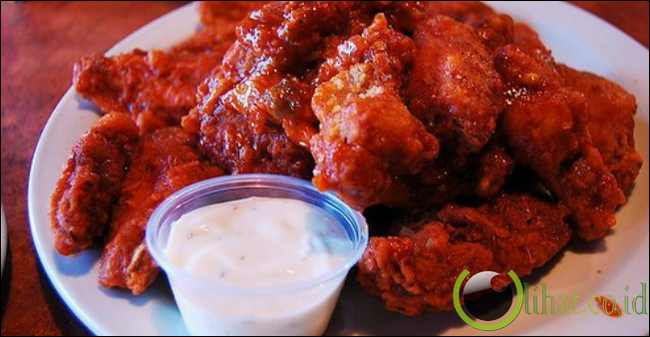 Suicide Chicken Wings – Amerika Serikat