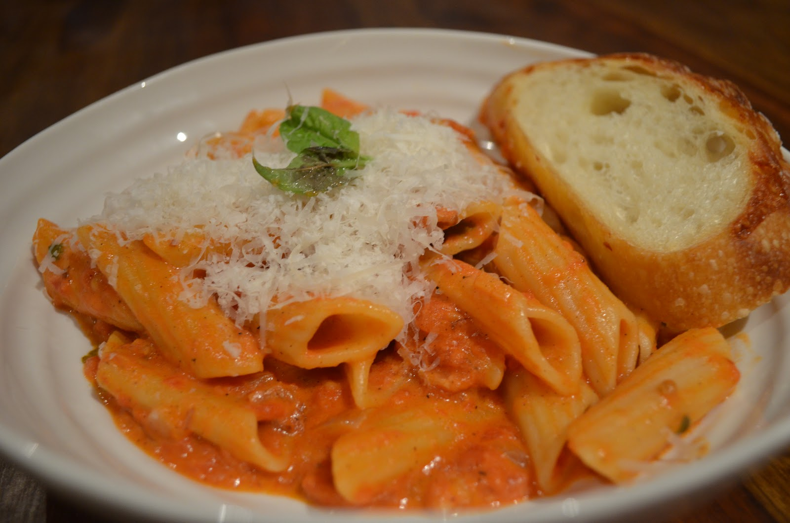 Foodie Funday Sunday: The BEST Penne alla Vodka