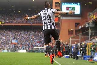 Results : Sampdoria 0-1 Juventus