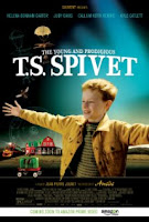 The Young and Prodigious T. S. Spivet (2013) Poster