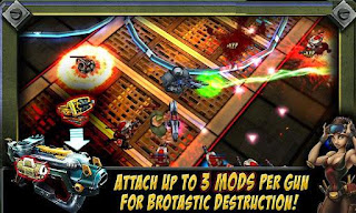 now available For Android Free Download Gun Bros 2