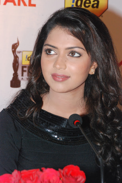 amala paul at 59th idea filmfare awards press meet actress pics