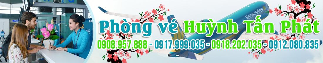 Phòng vé máy bay Huỳnh Tấn Phát