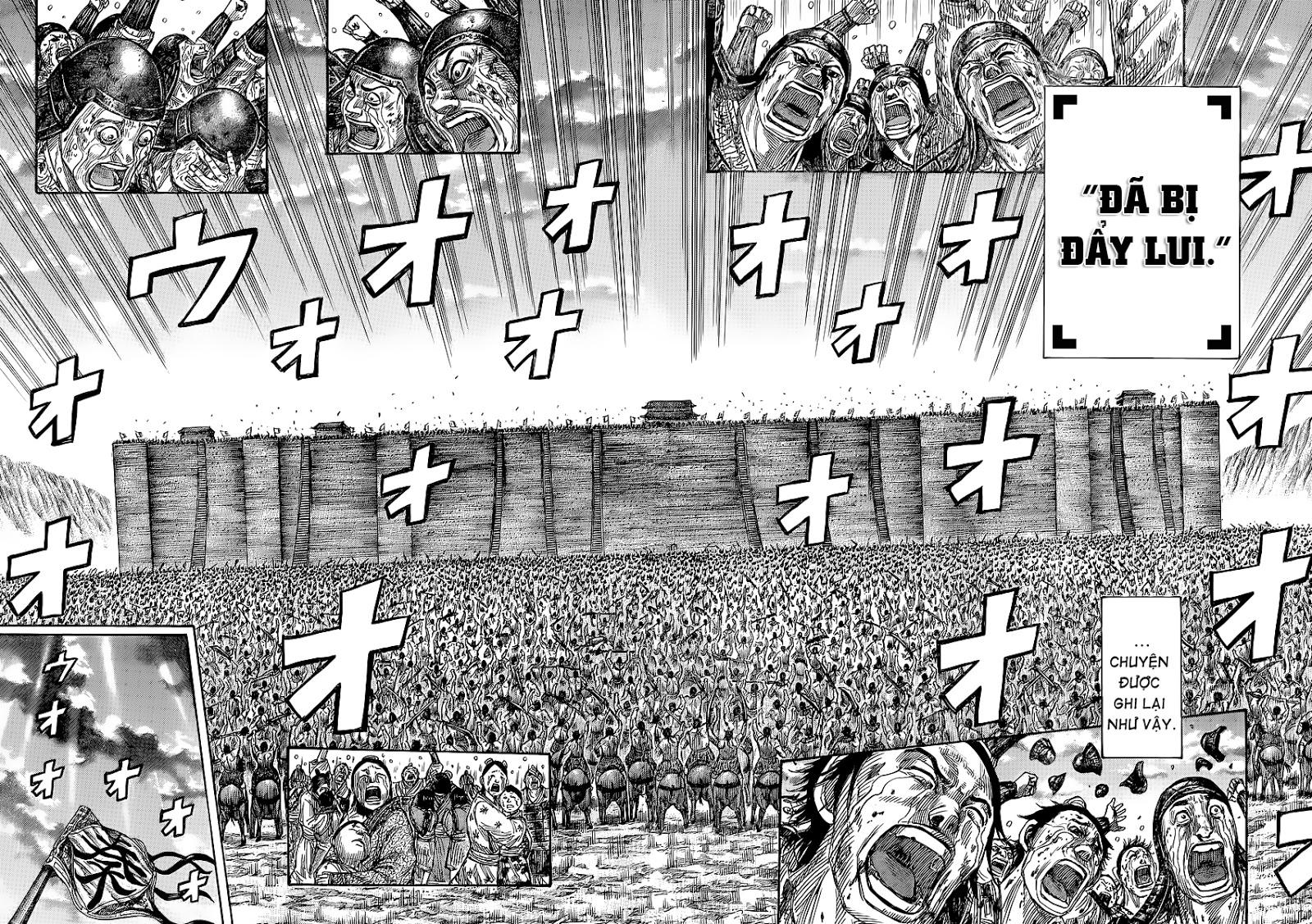 Kingdom – Vương Giả Thiên Hạ (Tổng Hợp) chap 352 page 9 - IZTruyenTranh.com