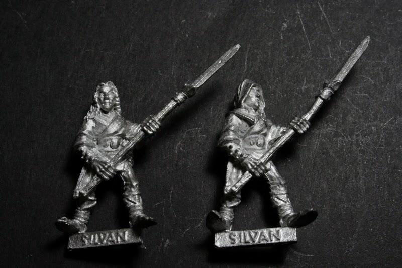 Spear 5 de referencia 074213/3 y el segundo es Spear 8 de referencia 074213/5