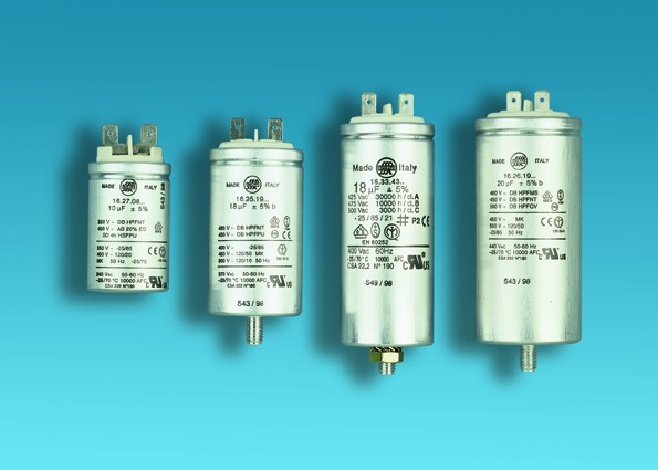 Ducati energia capacitors made in italy for Ducati energia motor run capacitor