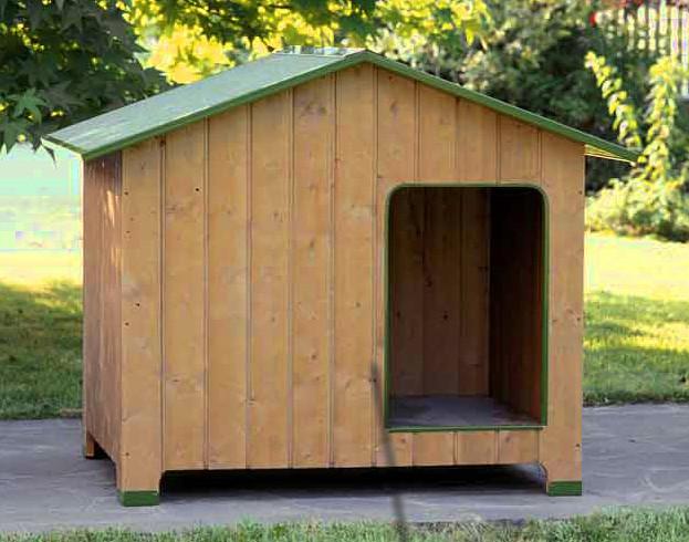 Come realizzare una cuccia in legno fai da te per cani for Cuccia cane fai da te legno