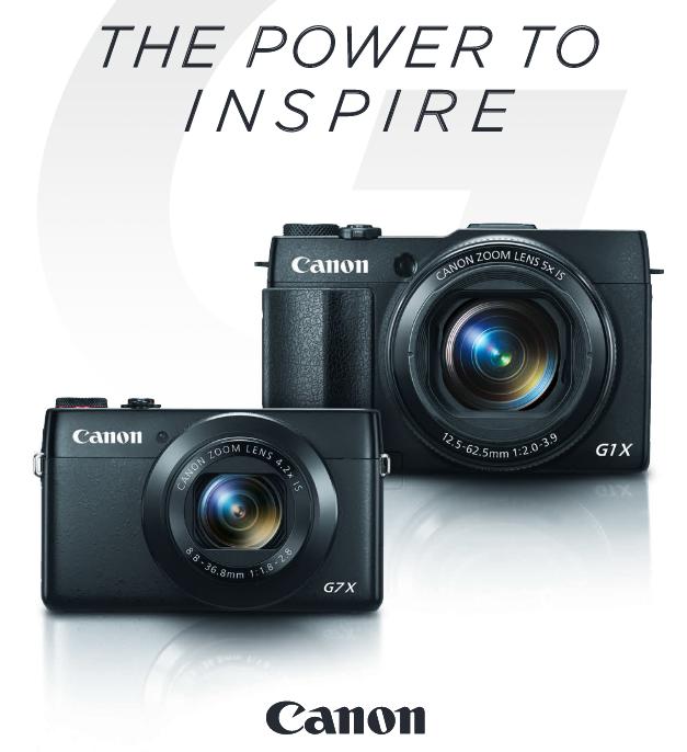 Canon EOS 7D Mark II DSLR Camera - PDF Brochure Download