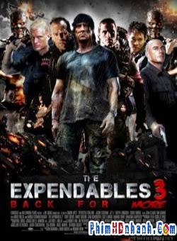 Biệt Đội Đánh Thuê 3 - Phim Mỹ