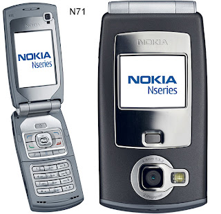 Download Firmware Nokia N71 RM-67 v4.642.1.5 BI Only