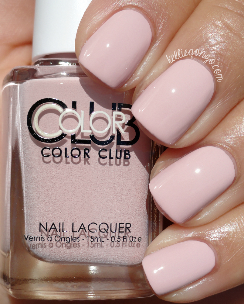 Color Club New-tral Shift Into Neutral Collection