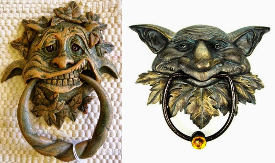 Here Is A Couple Of Fascinating Finds: First, A Door Knocker From Cairo,  Egypt, C. 1880 (left Image)   And A Beautiful Esoteric Design From House Of  ...