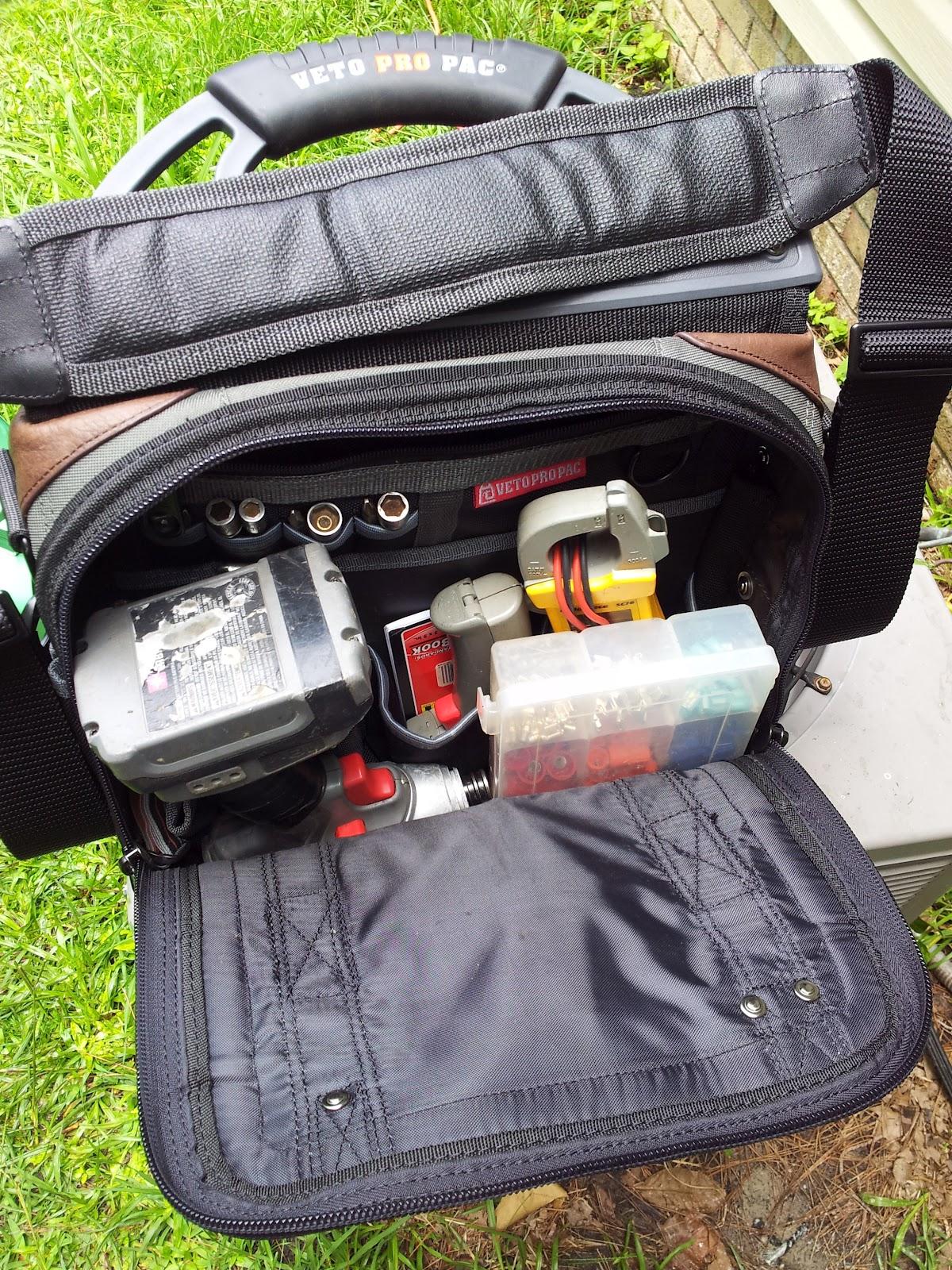 HVAC Technician s Tool Bag - Veto Pro Pac Tech LC  99db1fcd8a750