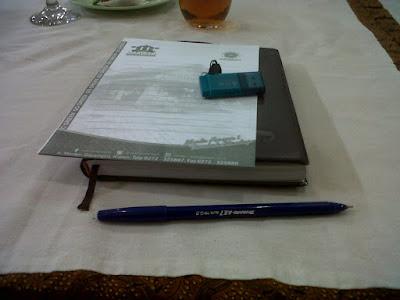 Pentingnya Buku Agenda