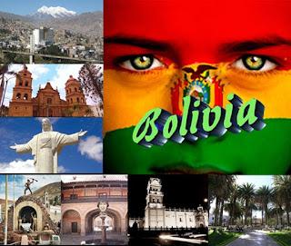 Homenaje a Bolivia