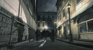 Patrol in Modern Warfare 3